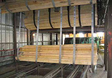 Vents In Side Of Sechoir Wooden Drying Shed